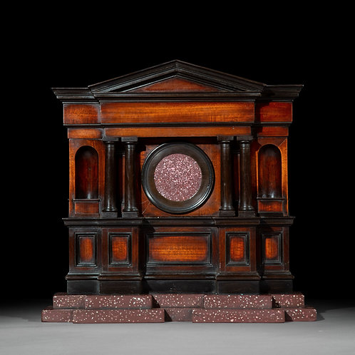 An Exquisite 18th Century Palladian Architectural Model