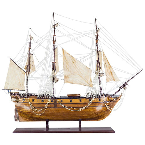 Fine Antique Ship Model of HMS Pandora