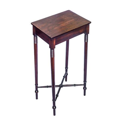 Fine George III Mahogany Side Table