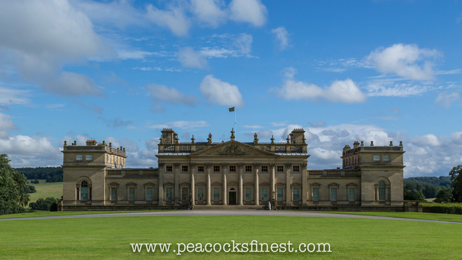 Harewood House: Neoclassical Excellence