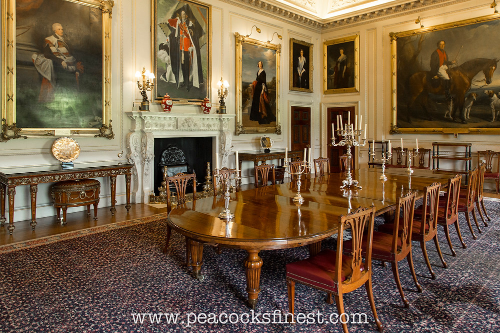 Harewood House, The State Dining Room