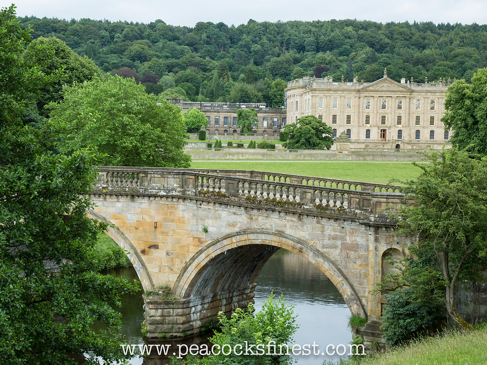 Best English Coutry Houses - Chatsworth House