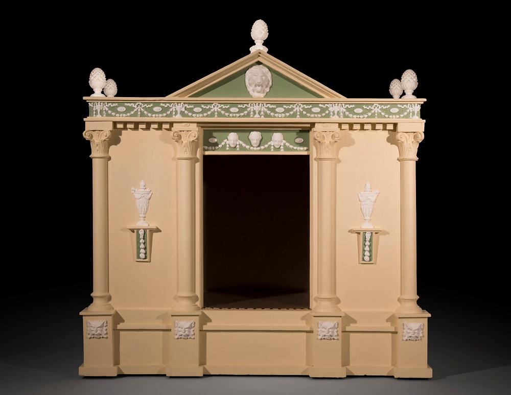 Neoclassical Dog House