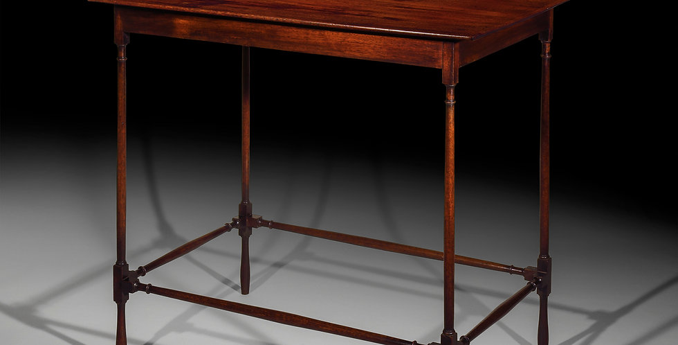 Fine George III Chippendale Spider Leg Table
