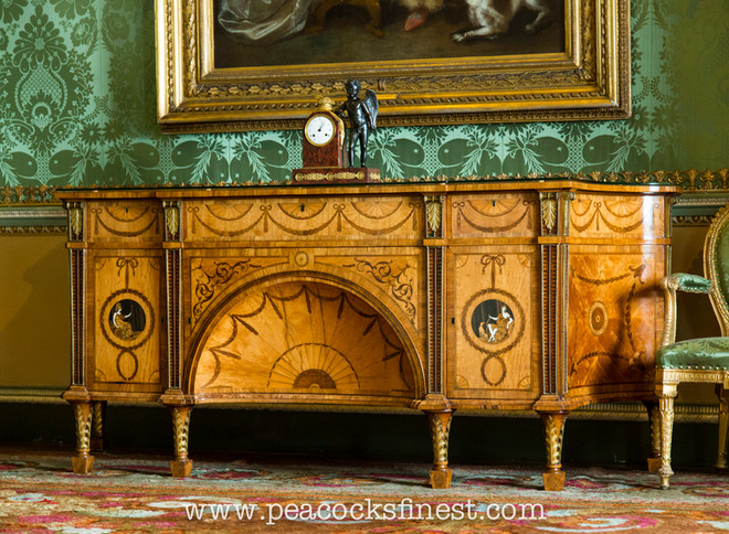 Thomas Chippendale: Britain's Most Celebrated Furniture Designer
