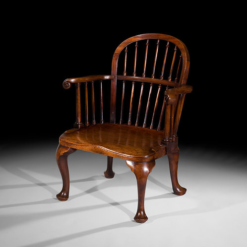 The Holkham Hall Windsor Armchair