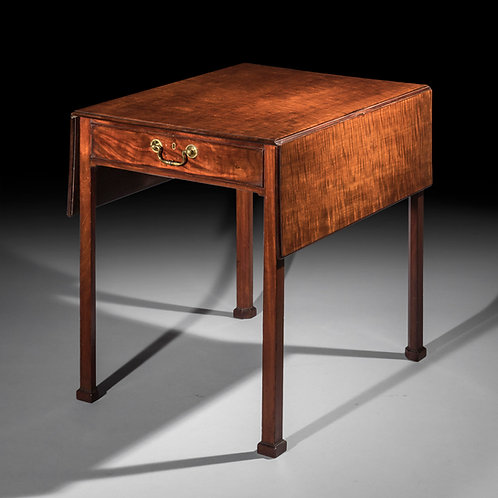 George III Chippendale Table