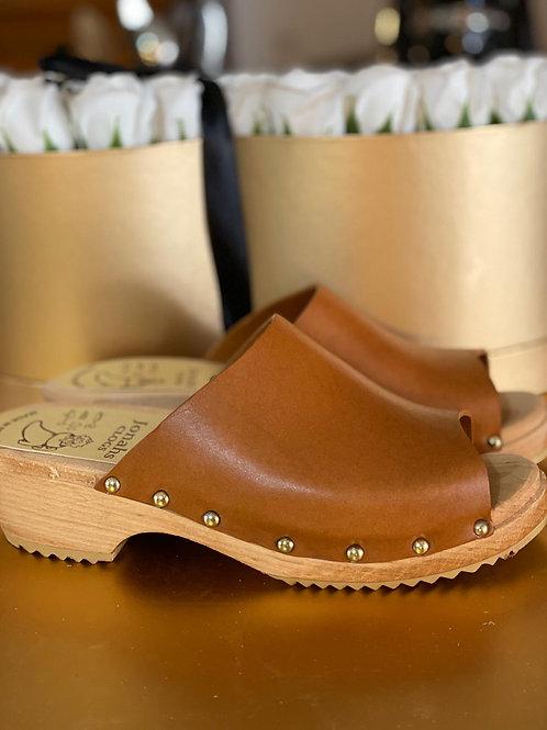 Candy Color Low Sandal Clogs