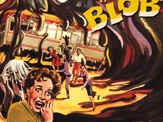 Horrors of the MASCARA BLOB!!