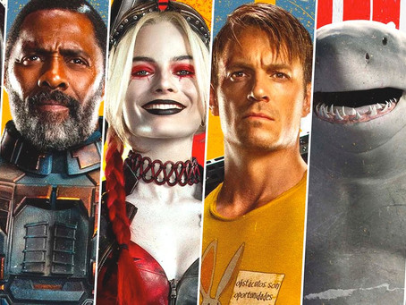 'The Suicide Squad': Reviews Are Outstanding