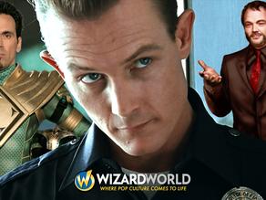 Robert Patrick, Jason David Frank, Mark Sheppard to Attend Wizard World Chicago 2021