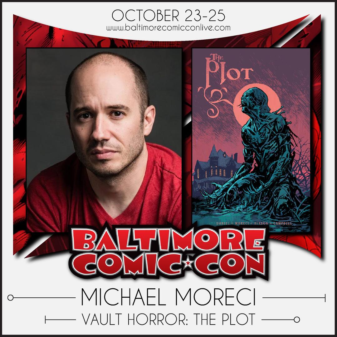 Michael Moreci