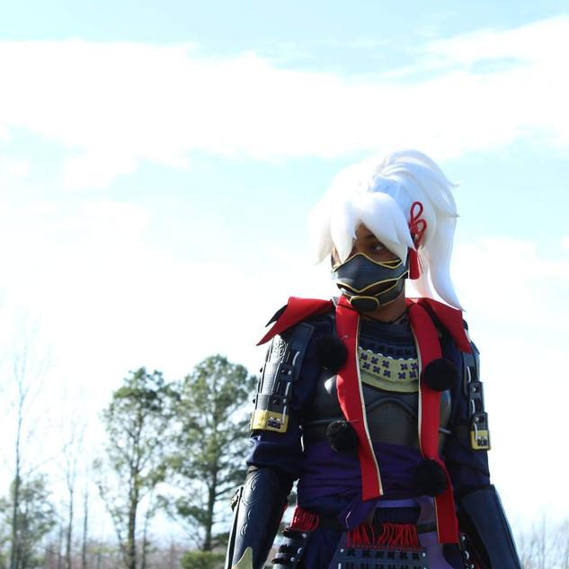Yashamaru Kurama (Samurai Shodown)