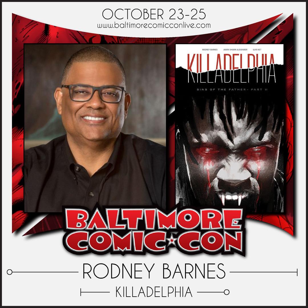 Rodney Barnes
