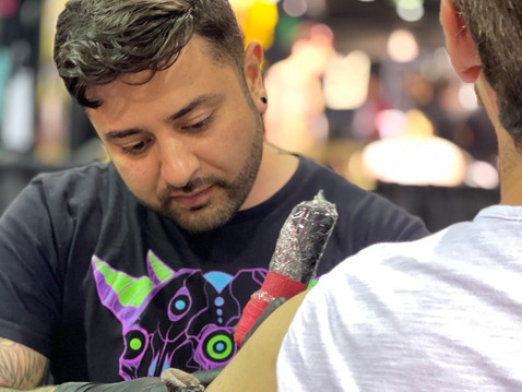 Tattoo Convention Returns to Chicago This Weekend