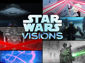 Sar Wars 'Visions' Is Like Nothing You've Ever Seen (TRAILER)