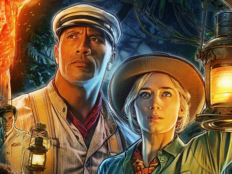 Jungle Cruise (2021) REVIEW: Slightly Smooth Sailing Ahead