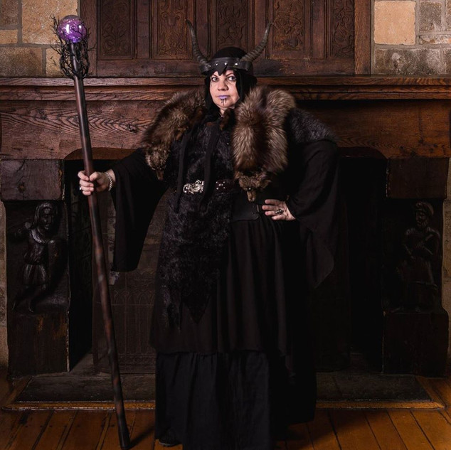 Medieval Maleficent