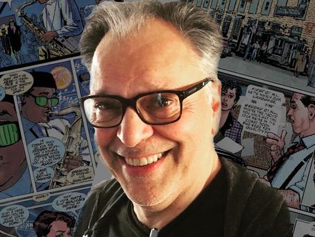"Comic Icon Teaches ""The Language of Making Comics"""