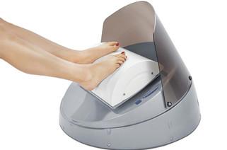 BMS PERL - Das Fuß-Wellness-Massage-Gerät
