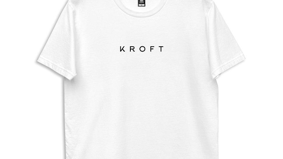 Kroft text T-shirt