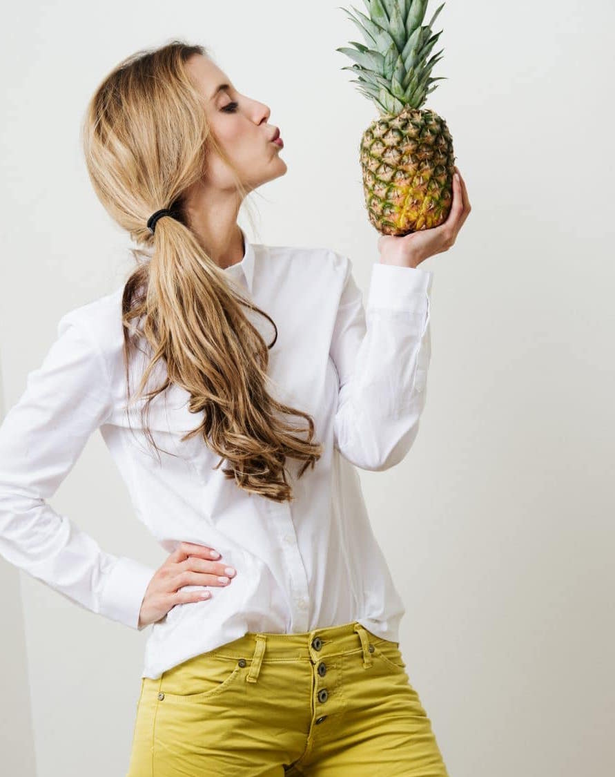 anouk shoot ananas