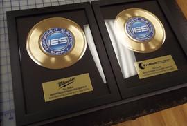 "7"" Basic Record Award"