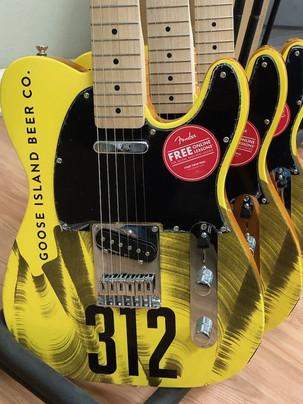 Tel, Electric Guitar