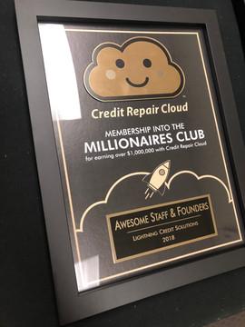 Custom Cloud Award