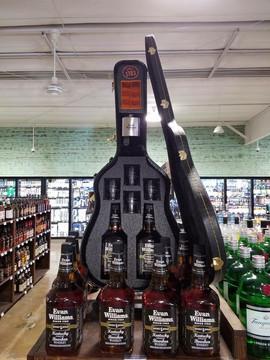 Custom Display Guitar Case