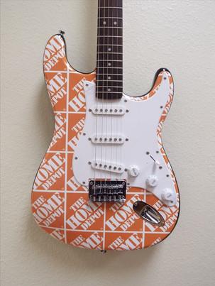 Strat, Electric Guitar