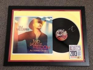 Custom Record Award