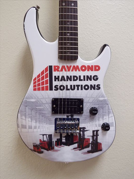 Badwater II Electric Guitar