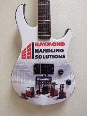 Badwater II Electric Guitar