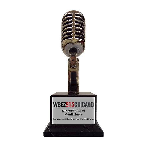 Vintage Microphone Award