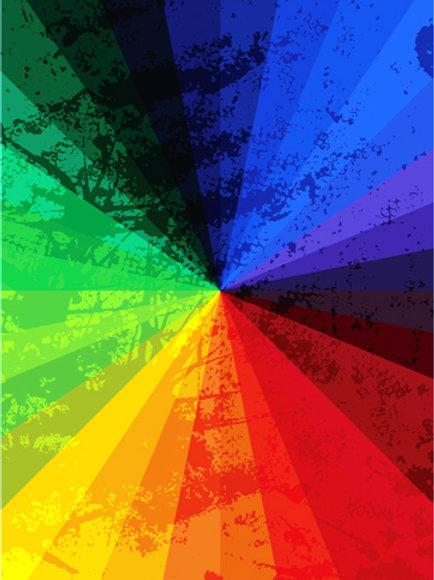 Rainbow Laser