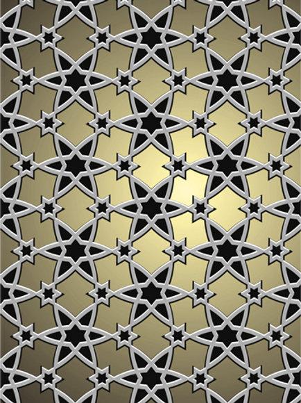 Metallize Grid