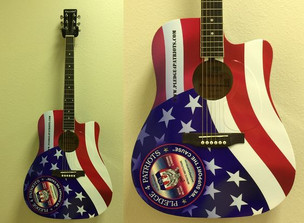 Electric/Acoustic Guitar