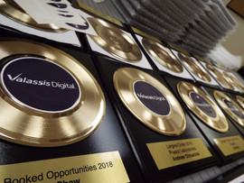 "7"" Gold Record Award Plaque"