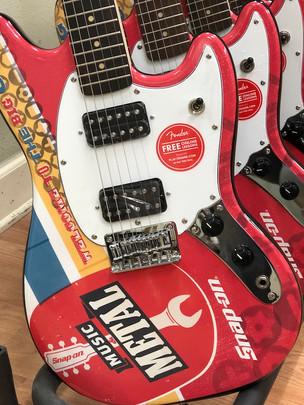 Fender Squier Mustang Electric Guitar