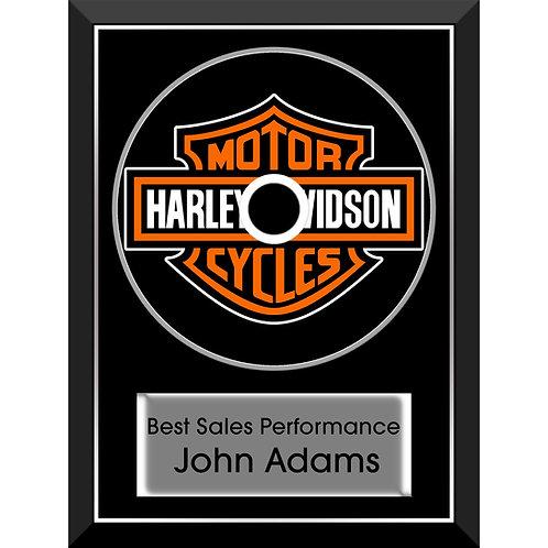 CD Award Plaque
