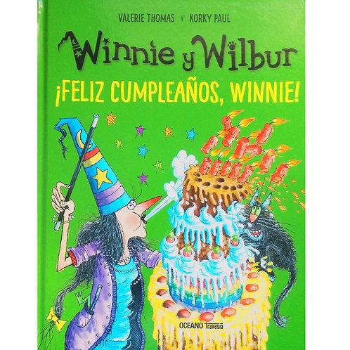 Winnie y Wilbur Feliz cumpleaños