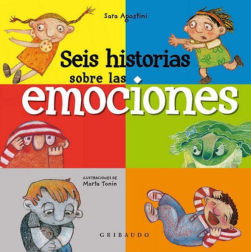 Seis historias sobre emociones