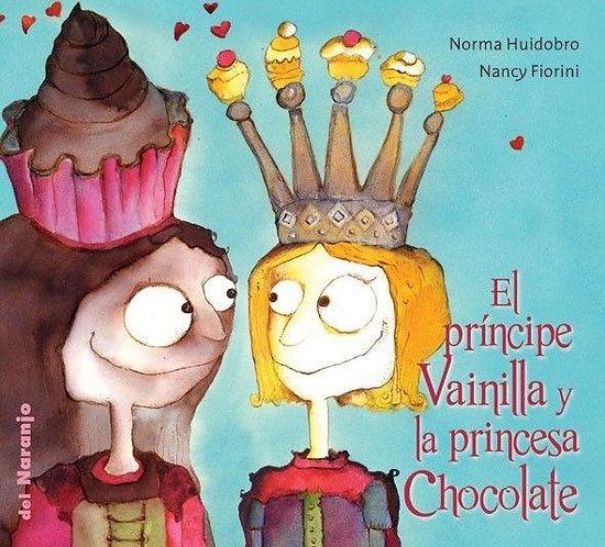 El Principe Vainilla y la Princesa Chocolate