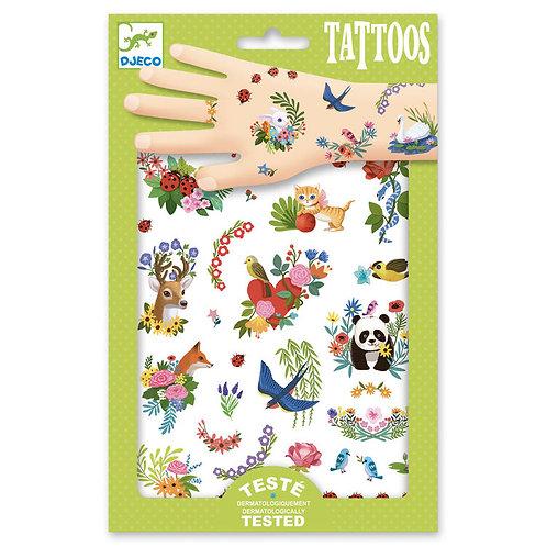 Tattoo Happy Spring