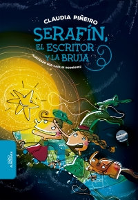 SERAFIN, EL ESCRITOR Y LA BRUJA