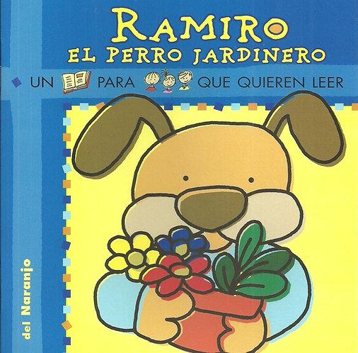 Ramiro el perro jardinero