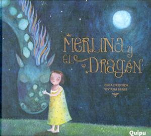 Merlina y el dragón (Tapa dura)