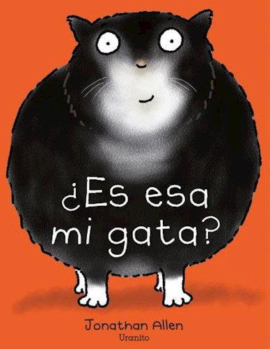 ¿Es esa mi gata?