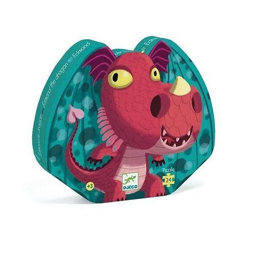Puzzle Edmond el dragón 24p